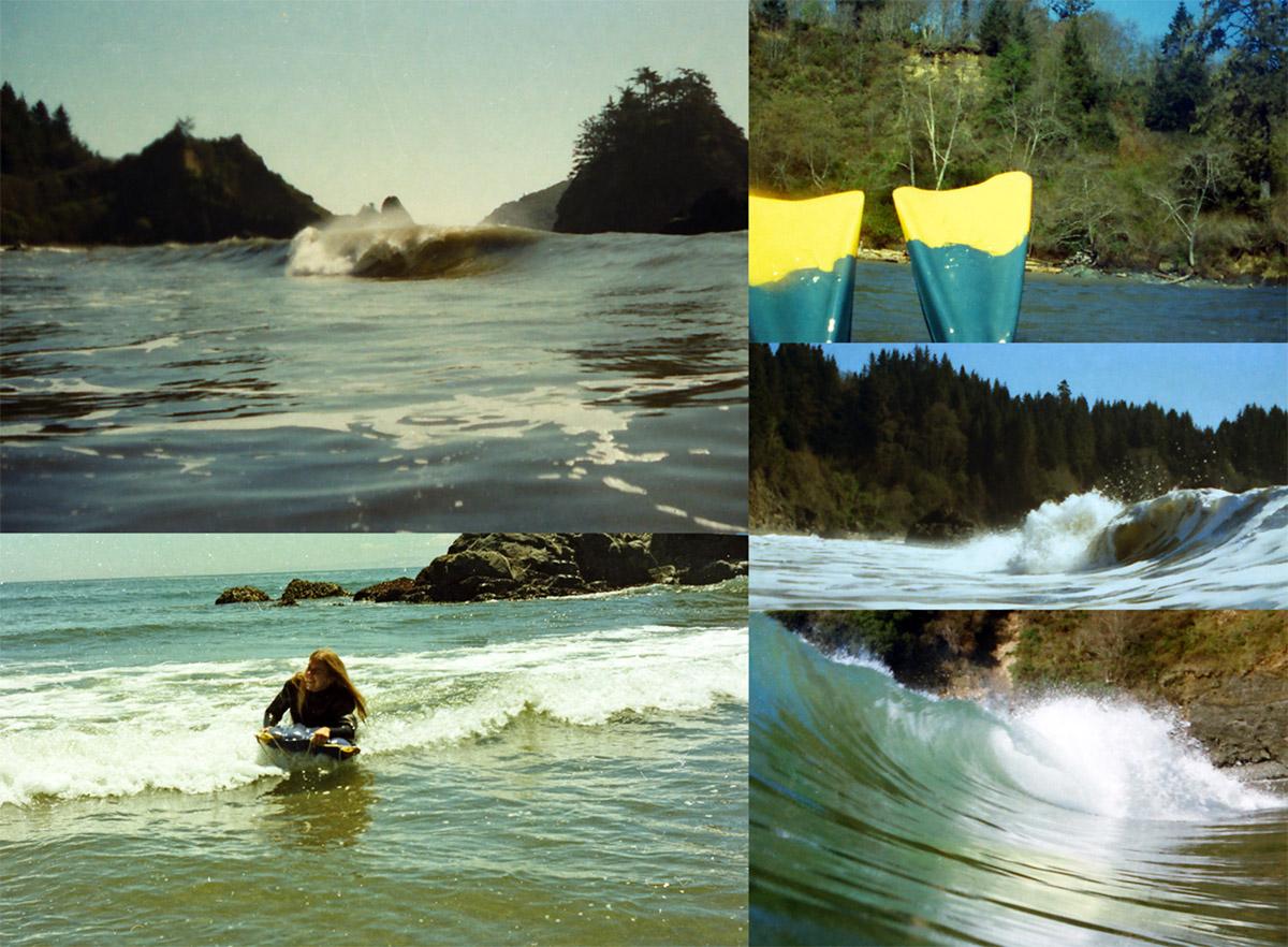 Surf mats